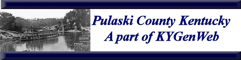 Pulaski Co, KY African American Research Project - Slaves ...